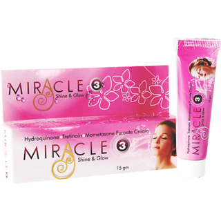 Labolia Miracle -3 Shine and Glow Pack of Two