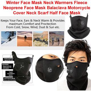 Full Face Mask - Black CODEjN-4333