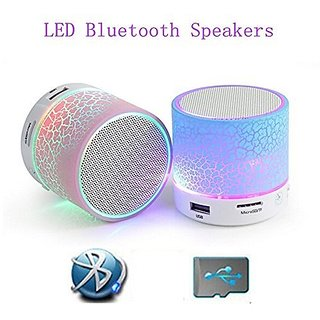 KSS Mini Bluetooth Speaker New technology- Multicolor