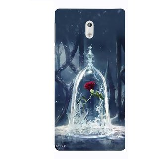 Printgasm Nokia 3 printed back hard cover/case,  Matte finish, premium 3D printed, designer case