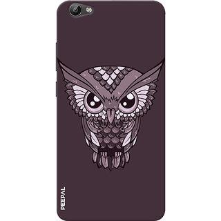 PEEPAL Vivo Y66 Designer & Printed Case Cover 3D Printing Angry Ullo Design