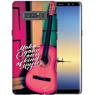 Printland Back Cover For Samsung Note 8