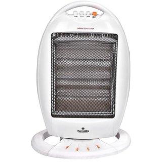 Thermoking Halogen Heater White Round