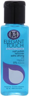 MC Elegant Touch Nail Polish Remover, 50ml