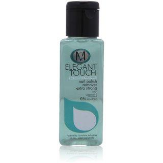 MC Elegant Touch Nail Polish Remover 50ml