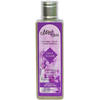 Lavender Witch Hazel Sensitive skin face toner (100 ml)