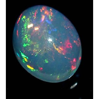 jaipur gemstone 12.50 ratti opal (fire opal)