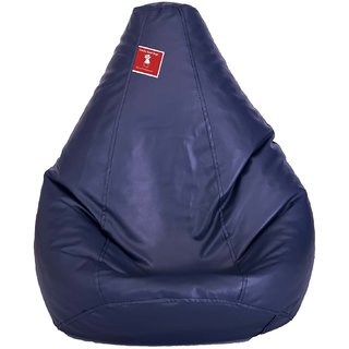 Comfy Bean Bag INDIGO L SIZE Without Fillers - Cover Only