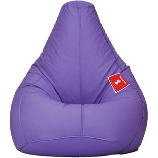 Comfy Bean Bag LAVENDER L SIZE Without Fillers - Cover Only