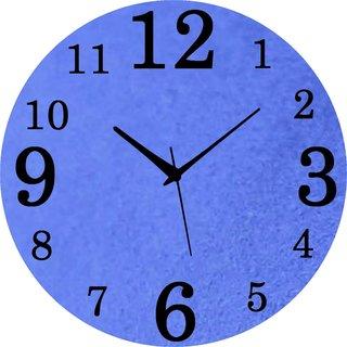 Vidhi Creation Circular Analog Wall Clock RND-SHW0422 - Pack of 1