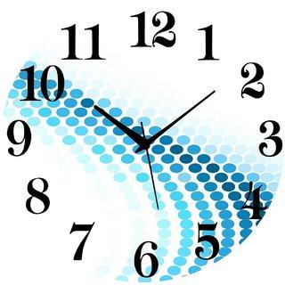 Vidhi Creation Circular Analog Wall Clock RND-SHW0115 - Pack of 1