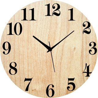 Vidhi Creation Circular Analog Wall Clock RND-SHW0199 - Pack of 1