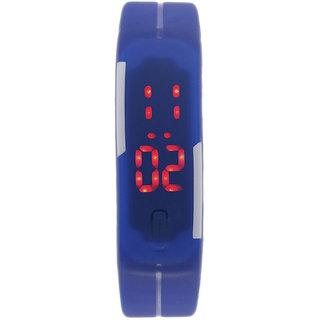 TRUE CHOICE  Blue LED Watch Sport Watch Watch