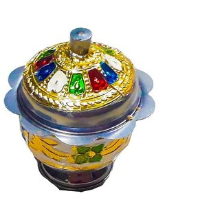 Multi Colour Sindoor Box