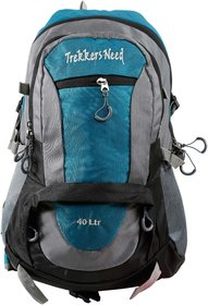Trekkers Need Rock & Air 40Ltr Airport Sea Green Backpack/Laptop Bag