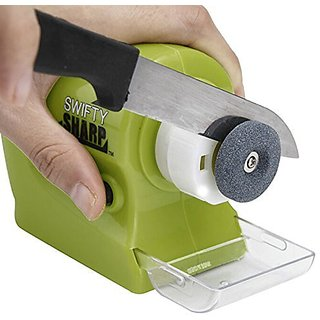 Swifty Sharp Cordless Motorised Sharpener For Knife,Scissor Etc.