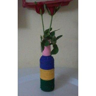 Beautiful Flower Pot Multicolor