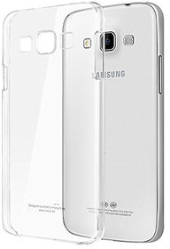 SAVINGUP Transparent Mobile cover For samsung on 7 pro