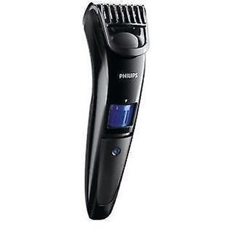 Philips QT4000 /15 Pro Skin Advanced Trimmer For Men (Black)