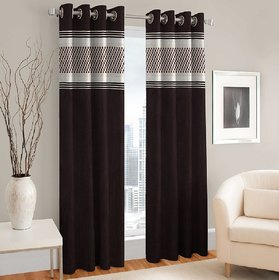 STC BROWN CURTAIN LC 115