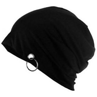 dc9d1595487 Buy Slouchy beanie cap with ring (P021) Online - Get 83% Off