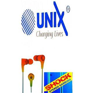 Stereo Earphone Unix