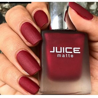 Juice Matte Nail Polish
