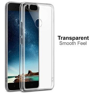 low priced e5c42 8fcaf Oppo F5 transparent back cover