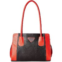 Fantosy Black And Red Women's Handbags