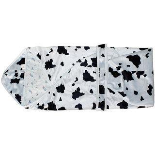toys factory Nylon Bedding Set (White Black)