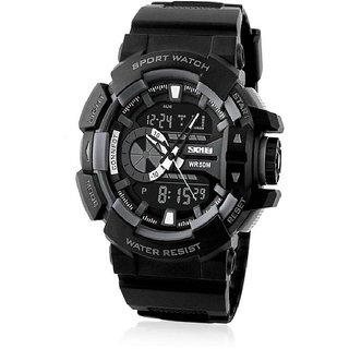 Skmei WR50M Analog Digital Sport Watch For Men
