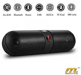 METTLE - BLUETOOTH , Wireless ,MP3/MP4, CAPSULE SPEAKER-MT-BTPS1703