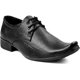 Buy Men's Black Formal Lace-up Shoes