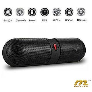 METTLE - BLUETOOTH   Wireless  MP3/MP4  CAPSULE SPEAKER-MT-BTPS1703