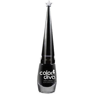 ColorDiva Eyeliner Black