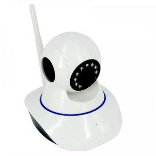 ZEMINI Wireless HD CCTV IP wifi Camera | Night vision, Wifi, 2 Way Audio, 128 GB SD Card Support for SONY xperia pro