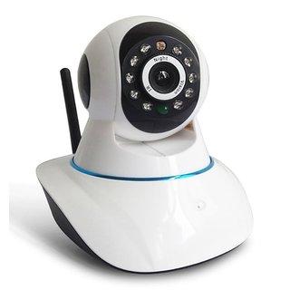 ZEMINI Wireless HD CCTV IP wifi Camera | Night vision, Wifi, 2 Way Audio, 128 GB SD Card Support for SONY xperia t2 ultra