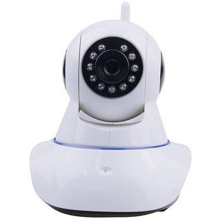ZEMINI Wireless HD CCTV IP wifi Camera | Night vision, Wifi, 2 Way Audio, 128 GB SD Card Support for SONY xperia xa