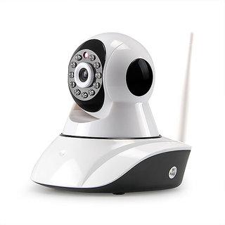 ZEMINI Wireless HD CCTV IP wifi Camera | Night vision, Wifi, 2 Way Audio, 128 GB SD Card Support for LG g4 stylus 3g