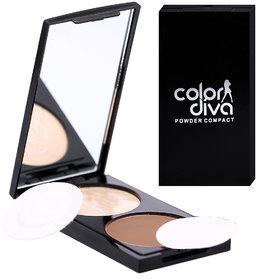 ColorDiva Dual Compact 101 Powder