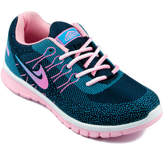 Asian Nimo-01 Navy Running Shoes