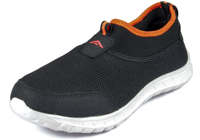 9c8c07a6224663 Buy Asian Riya-51 Black Running Shoes Online - Get 8% Off
