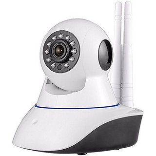 Clairbell Wireless HD CCTV IP wifi Camera | Night vision, Wifi, 2 Way Audio, 128 GB SD Card Support for XOLO X910