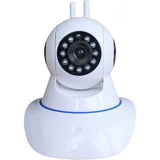 Clairbell Wireless HD CCTV IP wifi Camera | Night vision, Wifi, 2 Way Audio, 128 GB SD Card Support for XOLO Q700S