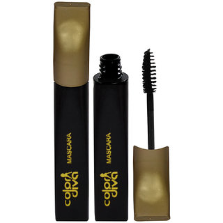 ColorDiva Black Mascara