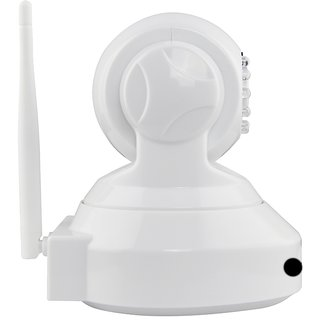 Clairbell Wireless HD CCTV IP wifi Camera | Night vision, Wifi, 2 Way Audio, 128 GB SD Card Support for MICROMAX CANVAS L