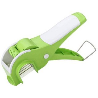 Famous Veg Cutter Mirchi Cutter With Lock System