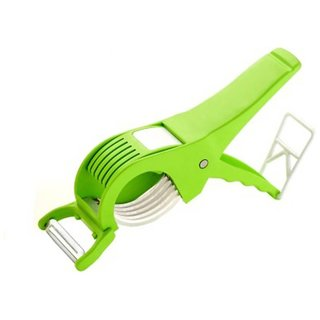 Plastic Assorted Multi Cutter Knife