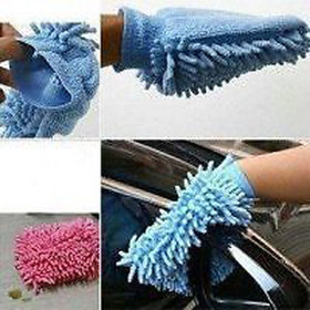 Buy 1 get 1 Free Microfiber Cleaning Gloves Hand Duster