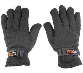 Stylish Fleece Gloves- 1 Pair GS-164